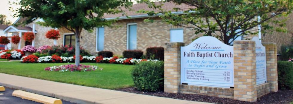 Home Faith Baptist Church